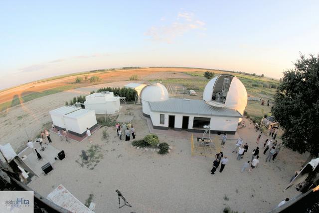 Observatorio de La Hita Timelapse Eclipse de Luna