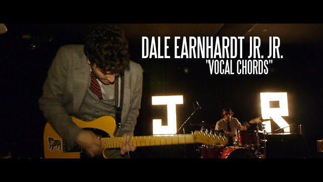 "Dale Earnhardt Jr. Jr. - ""Vocal Chords"""