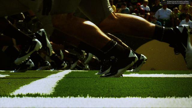 University of Oregon Football 2010-11
