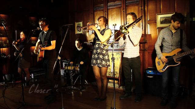 Young Runaways Live @ Bantock House - Closer