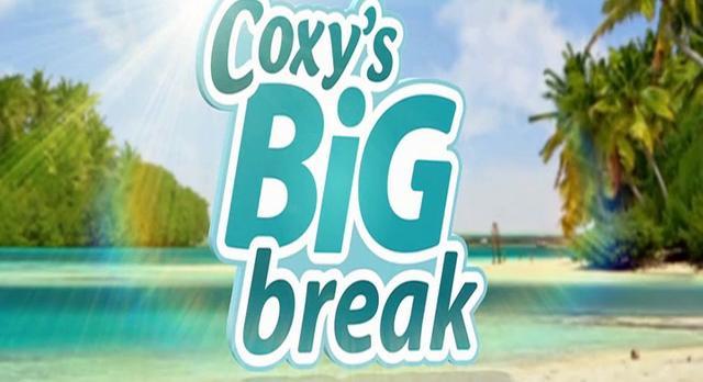 Spoil Me Afternoon Tea on Coxy's Big Break