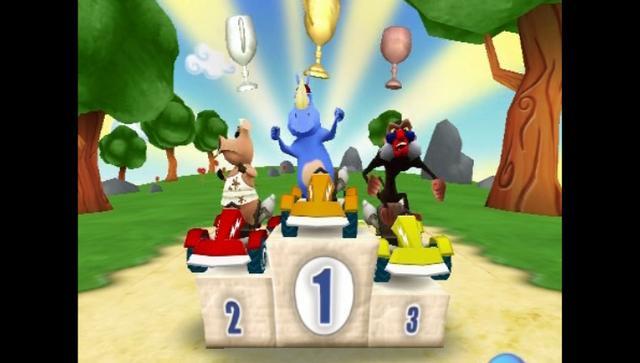 Recomendación, El mejor juego de carreras 3D