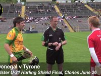 Clones Classic, Donegal v Tyrone - U-21 Hurling Shield Final