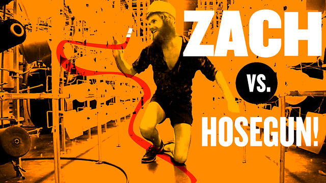 Zach VS Hosegun