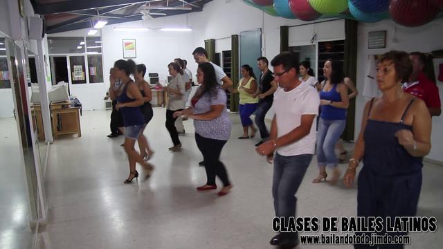 Video Clases de bailes latinos Maria José Periñán (Salsa, Bachata ...