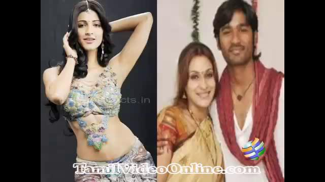 Aishwarya to Direct Dhanush & Shruti