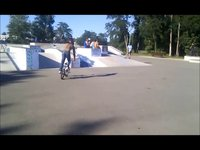 BMX Flatland à Cernay