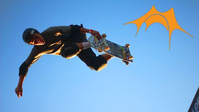 PRO Skate - vert ramp - Roskilde 2011