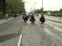 Fête de la Saint Jean-Baptiste à Montréal