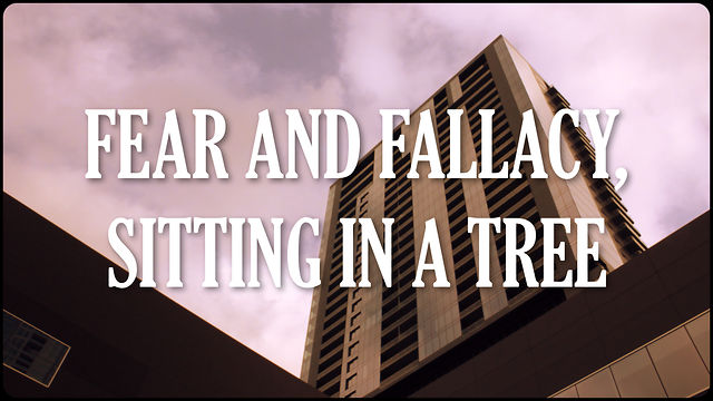 Quiet Company - Fear and Fallacy, Sitting in a Tree - Official Music Video