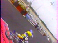 BMX A.F.A VELODROME 1987