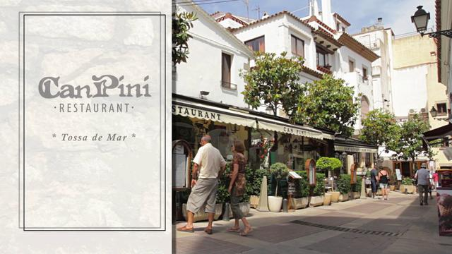 Restaurant Can Pini