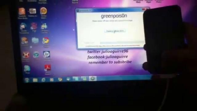 Greenpois0n 4.3.3 Jailbreak