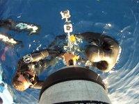 Freediving No Limits Tandem World Record - 125m