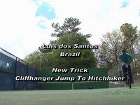 NEW TRICK CLIFFHANGER to HITCHHIKER- LUIS DOS SANTOS (FLATLAND)