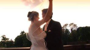 Beispiel: Hochzeitstrailer, Video: Lazeta Media.