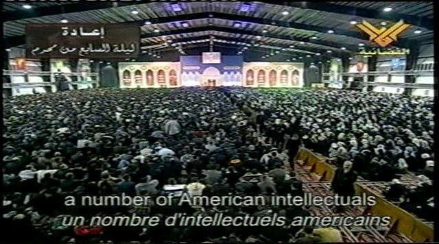 [English/French Subtitles] Sayyed Hassan Nasrallah(HA) - War On Terror - March 21, 2002
