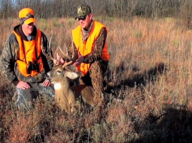 Episode 8 Hunting whitetails in western, Oklahoma with pro staffer Paul Powers