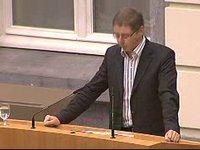 Lode Vereeck over de Vlaamse begrotingscontrole 2011
