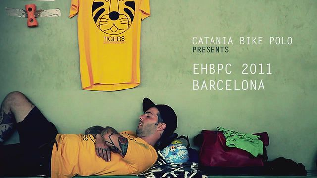 EHBPC 2011 | European Hardcourt Bikepolo Championship