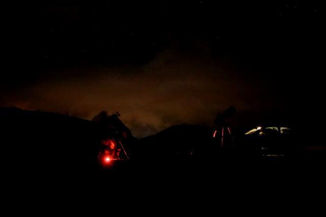 Una serata astronomica al Tancia