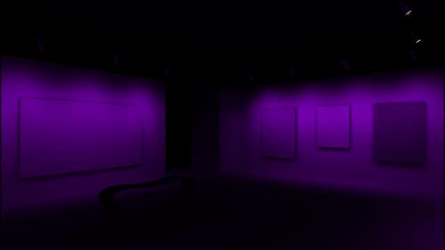 art gallery lighting design on vimeo