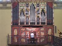 Organo barrokoa