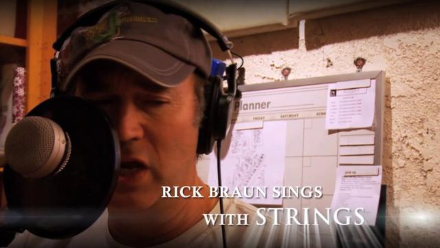 Rick Braun - Sings With Strings - Teaser
