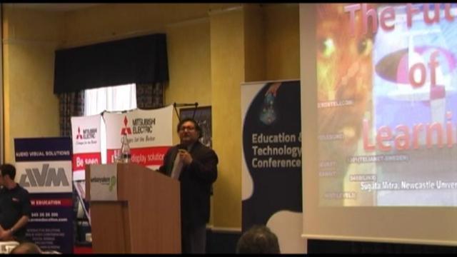 Sugata Mitra - Keynote Speech at the Educational Technology Conference 2011