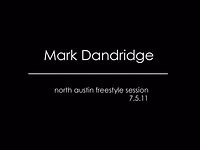 Mark Dandridge NAFS special