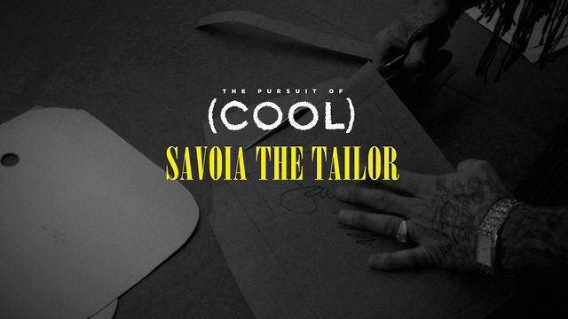Video: The Pursuit Of Cool – SAVOIA THE TAILOR