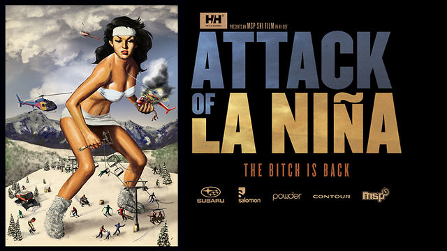 Attack of La Niña Trailer HD