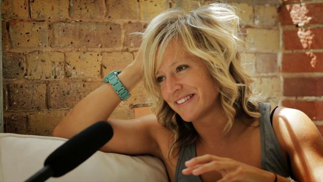 Interview with Jenny Jones on Vimeo: http://vimeo.com/26063683