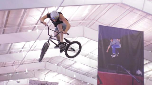 Kris Fox SE Bikes Edit