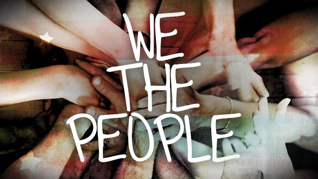 We The People Bumper