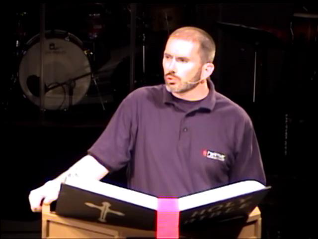 FLY 2011 - Wednesday Evening Speaker - Pastor Dana Coyle