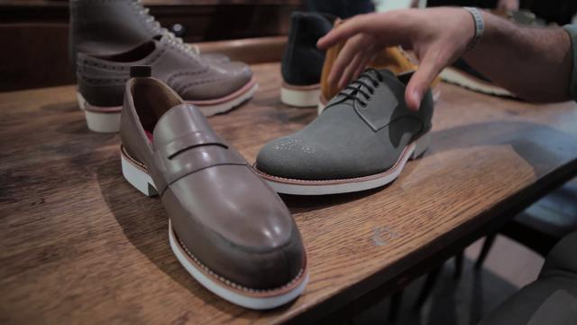 Selectism TV | Grenson on their new Sole for Spring 2012