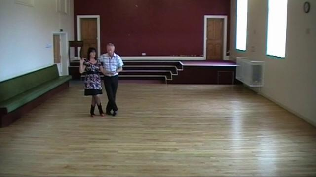 KNEE DEEP FOR TWO ( Western Partner Dance )