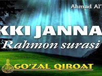 Ikki Jannat (Rahmon surasi)