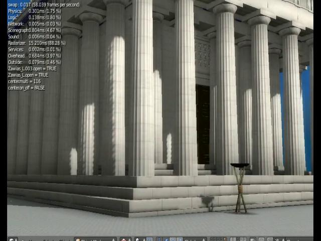 The Parthenon Virtual Tour