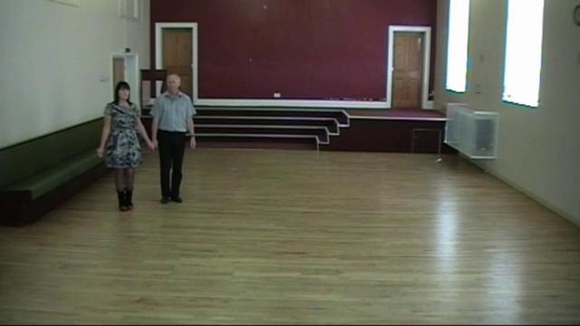 TURN OFF THE LIGHTS  ( Western Partner Dance )