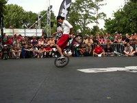 Moto Sasaki at BMX Masters 2011