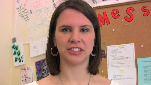 Why OU?: Kathryn Kramer