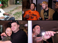 Yelawolf & ses potes au barbecue de Tree Sound Studios (Vid�o Rap US)