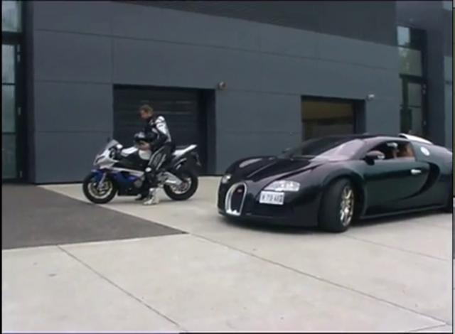 bmw s1000rr vs bugatti veyron on vimeo. Black Bedroom Furniture Sets. Home Design Ideas