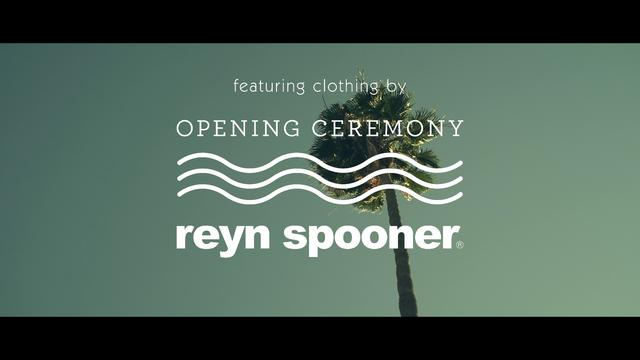 "Video | ""22″ featuring Reyn Spooner for Opening Ceremony"