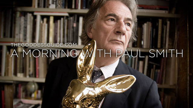 Video | A Morning with Paul Smith