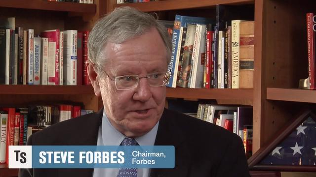 Steve Forbes on the Dollar