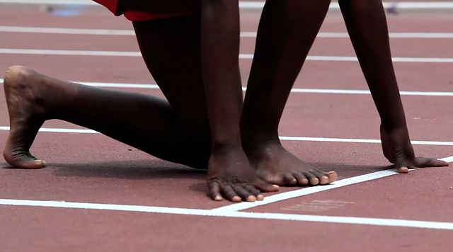 On Your Marks...Special Olympics World Games Athens 2011