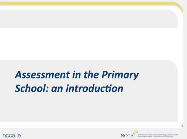 Assess Intro